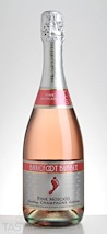 Barefoot Bubbly NV Sparkling Pink Moscato