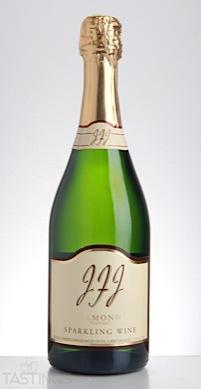 Jfj Nv Almond Flavored Sparkling California Usa Wine