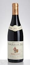 Marquis de Brim 2012 Grande Reserve Pinot Noir