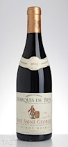Marquis de Brim 2013 Grande Reserve Pinot Noir