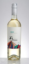 DR 2015 Art of the Andes, Moscato, Mendoza