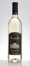 Bordeleau 2013  Pinot Grigio