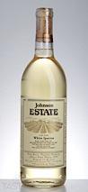 """Johnson Estate NV """"White Ipocras"""" Estate Grown Lake Erie"""