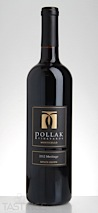 Pollak Vineyards 2012 Estate Grown Meritage Monticello