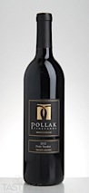 Pollak Vineyards 2012 Estate Grown, Petit Verdot, Monticello