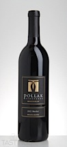 Pollak Vineyards 2012 Estate Grown Merlot