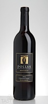 Pollak Vineyards 2013 Estate Grown, Cabernet Franc, Monticello