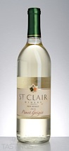St. Clair Winery 2014  Pinot Grigio