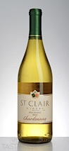 St. Clair Winery 2014  Chardonnay