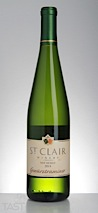 St. Clair Winery 2014  Gewurztraminer
