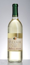 St. Clair Winery 2014 Bianca, Malvasia, New Mexico