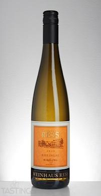 Weinhaus Ress Rhein 2013 Kabinett Riesling Rheingau Germany Wine ...