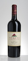 Soquel Vineyards 2014 Cepage a Deux Partners Reserve, Napa Valley