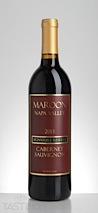 Maroon Wines 2013 Signature Reserve Cabernet Sauvignon