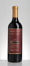 Maroon Wines 2012 Reserve Cabernet Sauvignon