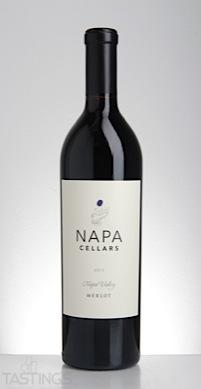 Napa Cellars & Napa Cellars 2013 Merlot Napa Valley USA Wine Review | Tastings