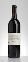 Byington 2014 Tin Cross Vineyard Merlot