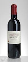 Byington 2013 Reichel Vineyard Cabernet Sauvignon