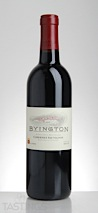 Byington 2013 Bates Ranch Vineyard Cabernet Sauvignon