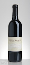 House Family Vineyards 2010 Estate Cabernet Sauvignon