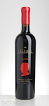 Heibel Ranch Vineyards 2012 GBH Cabernet Sauvignon