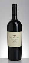 Rutherford Vintners 2013 Malbec, Napa Valley