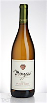 Manzoni 2014 North Highlands Cuvée, Pinot Gris, Santa Lucia Highlands