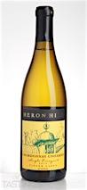 Heron Hill Winery 2013 Single Vineyard Unoaked Chardonnay