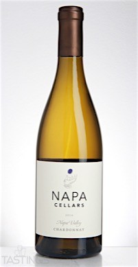 Napa Cellars & Napa Cellars 2014 Chardonnay Napa Valley USA Wine Review | Tastings