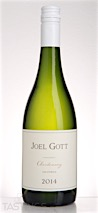 Joel Gott 2014 Unoaked Chardonnay