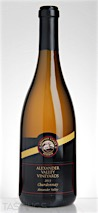 "Alexander Valley Vineyards 2013 ""Alexander School"" Reserve Chardonnay"