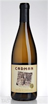 Cadman 2014 Haynes Vineyard Chardonnay
