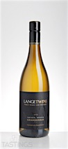 LangeTwins Winery 2015 Estate Chardonnay