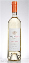 Stella Rosa NV Stella Peach Semi-Sweet Sparkling Wine, Italy