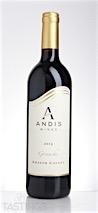 Andis Wines 2013  Grenache