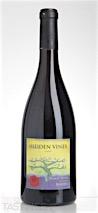 Hidden Vines 2014 Reserve Pinot Noir