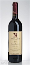 St. Mary's 2013 House Block Cabernet Sauvignon
