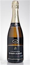 "Baron Albert 2009 ""La Preference"" Champagne"
