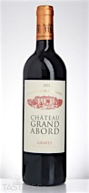 """Château Grand Abord 2012 """"Passion"""" Graves Rouge"""