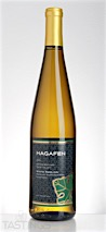 Hagafen 2015 Estate Bottled, Riesling, Napa Valley