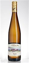 Wagner Vineyards 2013 Estate Grown & Bottled, Select Riesling select