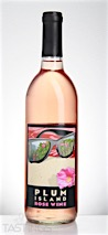 Mill River Winery NV Plum Island Rosé American
