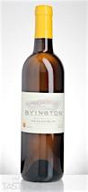 Byington 2014 Ventana Vineyard Sauvignon Blanc