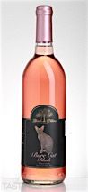Black Willow Winery  Bare Cat Blush New York State