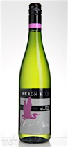Heron Hill Winery 2014  Riesling
