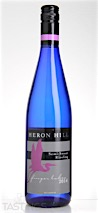 Heron Hill Winery 2014 Semi-Sweet Riesling
