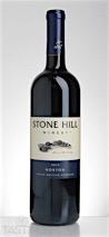 Stone Hill 2013 Estate Bottled Norton