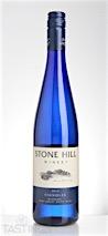 Stone Hill 2014  Vignoles