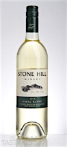 Stone Hill 2014 Estate Bottled, Vidal Blanc, Hermann