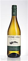 Stone Hill 2014 Estate Bottled Chardonel